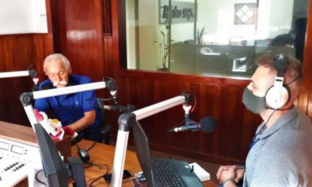 |Áudio| Ex prefeito de Timbé do Sul, Valentim Colodel, relembra fatos marcantes da enxurrada de 1995