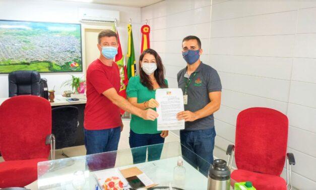 Prefeitura de Sombrio e Epagri renovam convênio