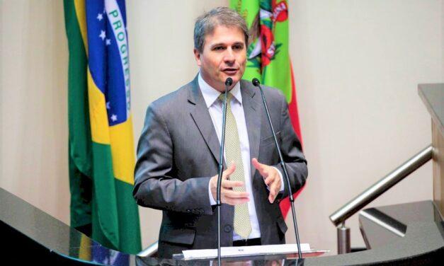 Deputado Altair Silva é o novo secretário de Agricultura de Santa Catarina