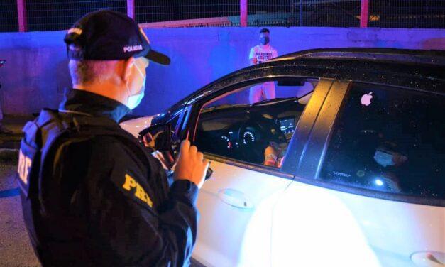Operação Rodovida da PRF flagra 62 motoristas embriagados neste final de semana em SC