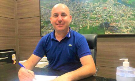 Presidente Diego Pires encerra período de recesso no legislativo araranguaense
