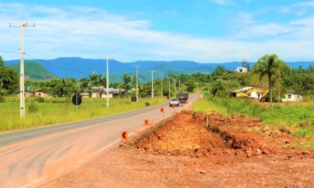Estado autoriza construção do trevo de acesso à nova indústria da Cooperja em Jacinto Machado