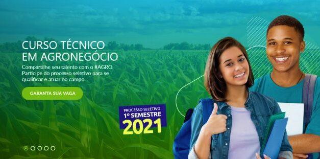 Senar/SC abre inscrições para novas turmas do curso Técnico em Agronegócio no Estado