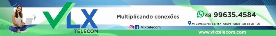 Anunciante Portal FolhaSul: VLX Telecom