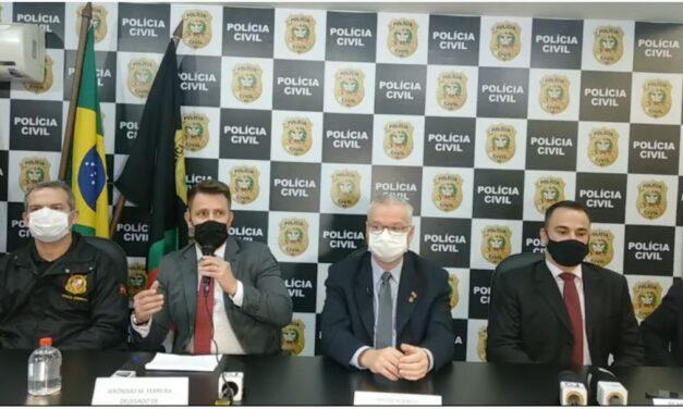 Polícia indicia autor de chacina cinco vezes por homicídio triplamente qualificado