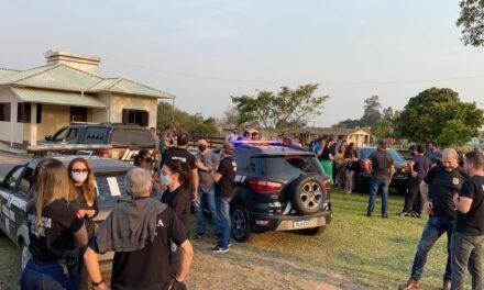 Caminhoneiro de Santa Rosa do Sul é libertado após ser mantido quatro dias em cativeiro