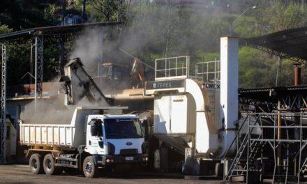 Governo do Estado lança programa para fomentar construção de usinas de asfalto