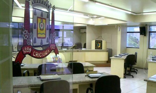 Em nota, Câmara confirma cancelamento de concurso público em Criciúma