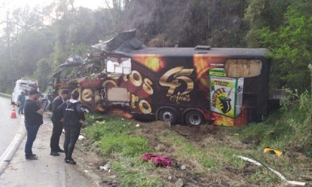 Airton Machado, do Garotos de Ouro morre em acidente de ônibus em SC