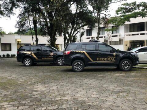 Operação Benedetta: PF indicia 14 pessoas, entre engenheiros, empresários e servidores públicos na região sul de SC.
