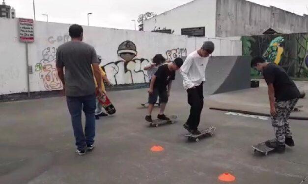 Skate integra projeto social em Araranguá