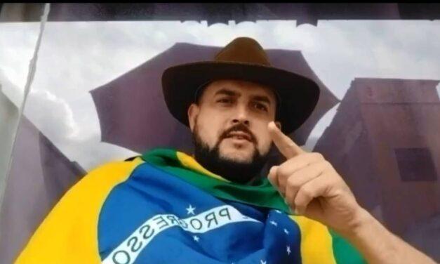 """""""A gente não conhece esse Zé Trovão"""", diz líder caminhoneiro"""