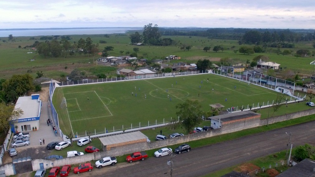 Times voltam a campo no Municipal de Futebol de Santa Rosa do Sul