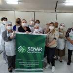 Turvo promove quarta capacitação do Senar para mulheres