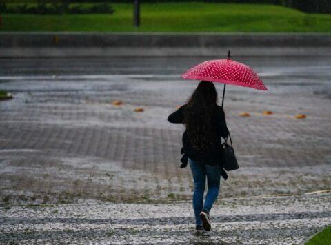 Fim de semana com chuva e temperatura amena no Sul catarinense