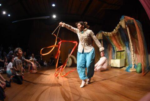 Espetáculo 'Leve' fará turnê on-line na região da Amrec